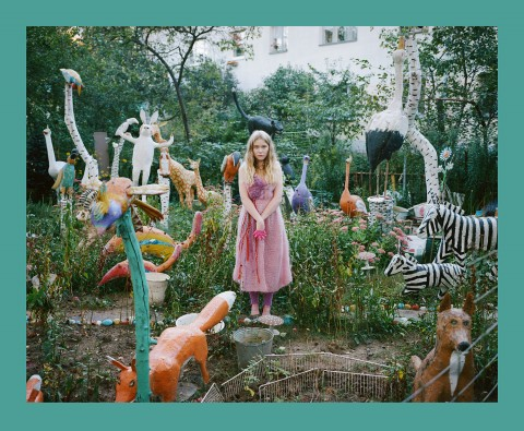 Welcome to the jungle: Belarusian designer Anne Zabelina finds a magical oasis in Minsk