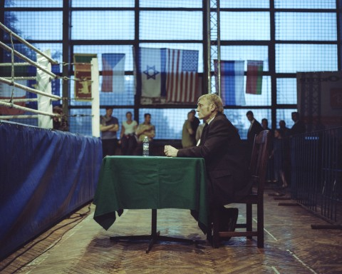 Fighting spirit: remembering the boxing gym that gave Polish youth hope