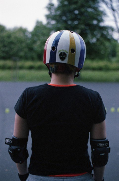 Bad to the bone: meet the fearless women in Poland's first roller derby team