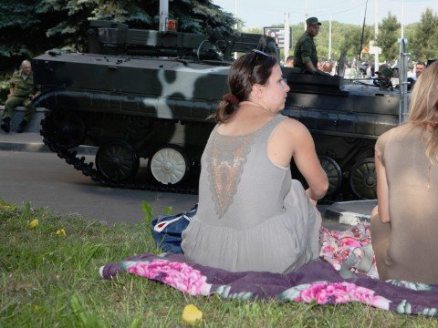 Tanks and tulips: a vibrant look at Victory Day celebrations in Minsk