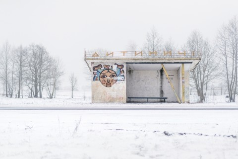 Soviet Bus Stops Volume II: Christopher Herwig is back with more wild architectural wonders