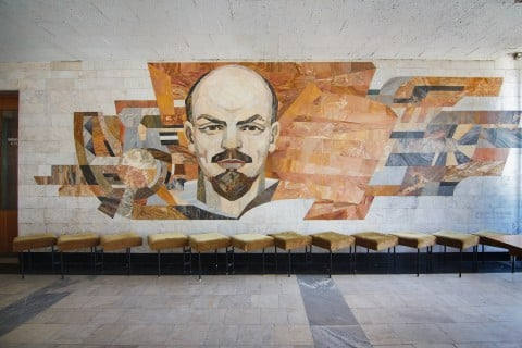 Ukrainian Soviet mosaics: one final look at the spectacular street art of the past