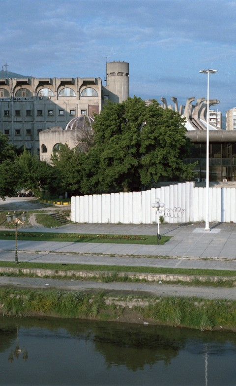 Hidden city: beyond its showy new architecture, Skopje is a bountiful Brutalist jungle