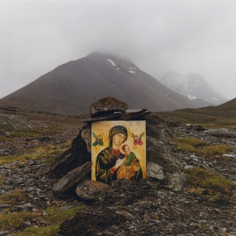 True north: travel to the edge of the world with these photos of post-Soviet Svalbard