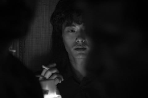 Summer loving: intimate shots from behind the scenes of the hit Viktor Tsoi biopic