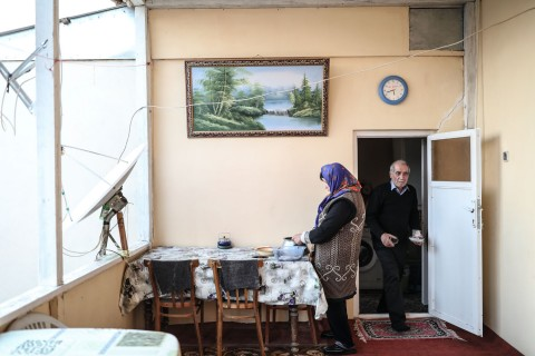 In the footsteps of Noah: everyday life in a remote exclave of Azerbaijan