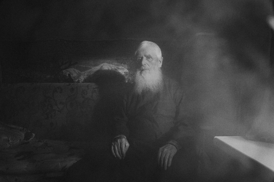From the Right to Believe project, 2016. The Old Believers were ruthlessly persecuted and still find themselves in a complicated relationship with the Russian Orthodox Church