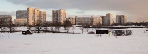 Lasting legacy: photographer Lily Idov revisits the 1980 Moscow Olympic village