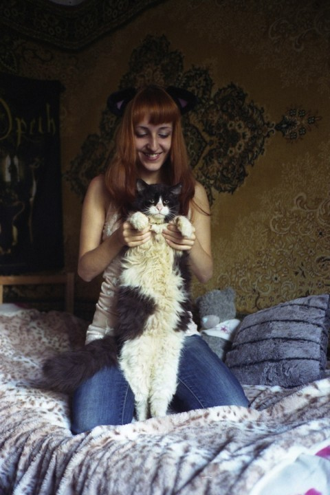 Two of a kind: the uncanny art of Elena Kholkina's photography