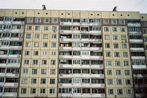 Remote access: out on the fringes of St Petersburg, Kupchino is where the urban ends
