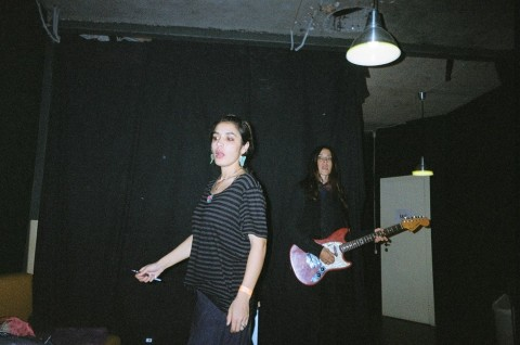 Point of view: LA band Warpaint's St Petersburg diary
