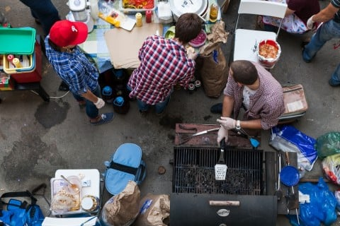 Top of the pop ups: a celebration of food across Russia