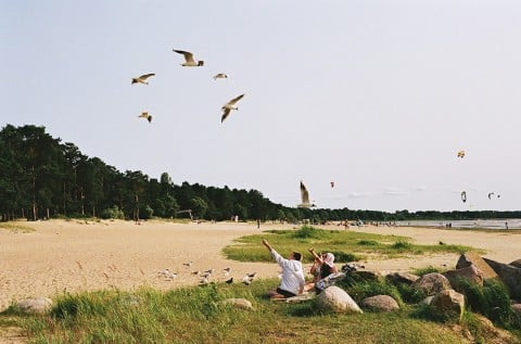 Time and tide: photographer Igor Simkin hikes the St Petersburg Riviera