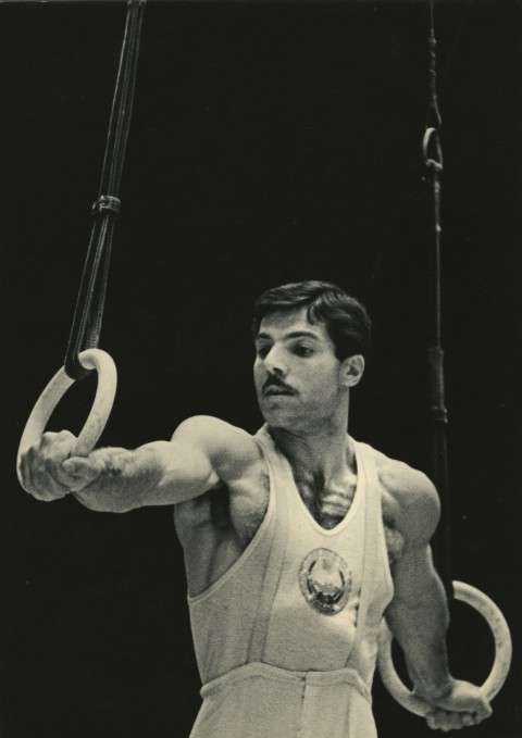 Sports star: Retrospective of legendary photographer Lev Borodoulin opens in Moscow