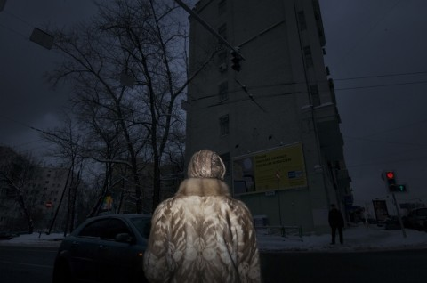 Black ice: a portrait of alienation in Moscow