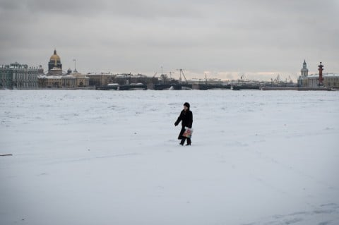 Neva land: a visual essay in praise of St Petersburg's cherished river