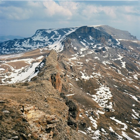 Tell it to the mountain: a personal view from the top of the Caucasus