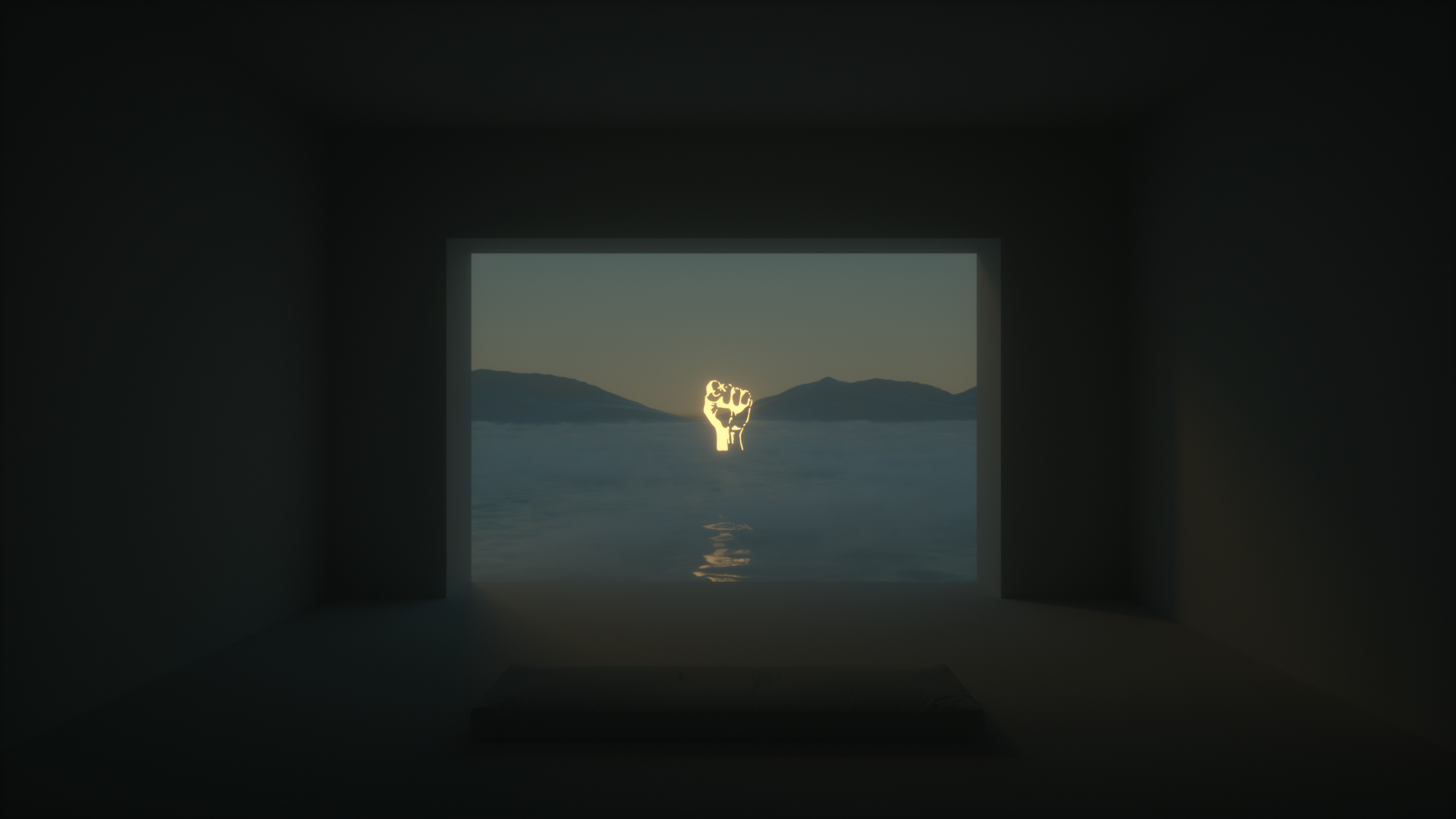 3hrs Self-hack Meditation Ambience for Class Solidarity Stress Relief, CGI video, 2019
