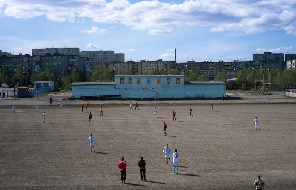 In Russian Local Teams Of 69