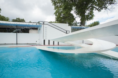 Home front: Berthold Lubetkin and Constructivism's London afterlife