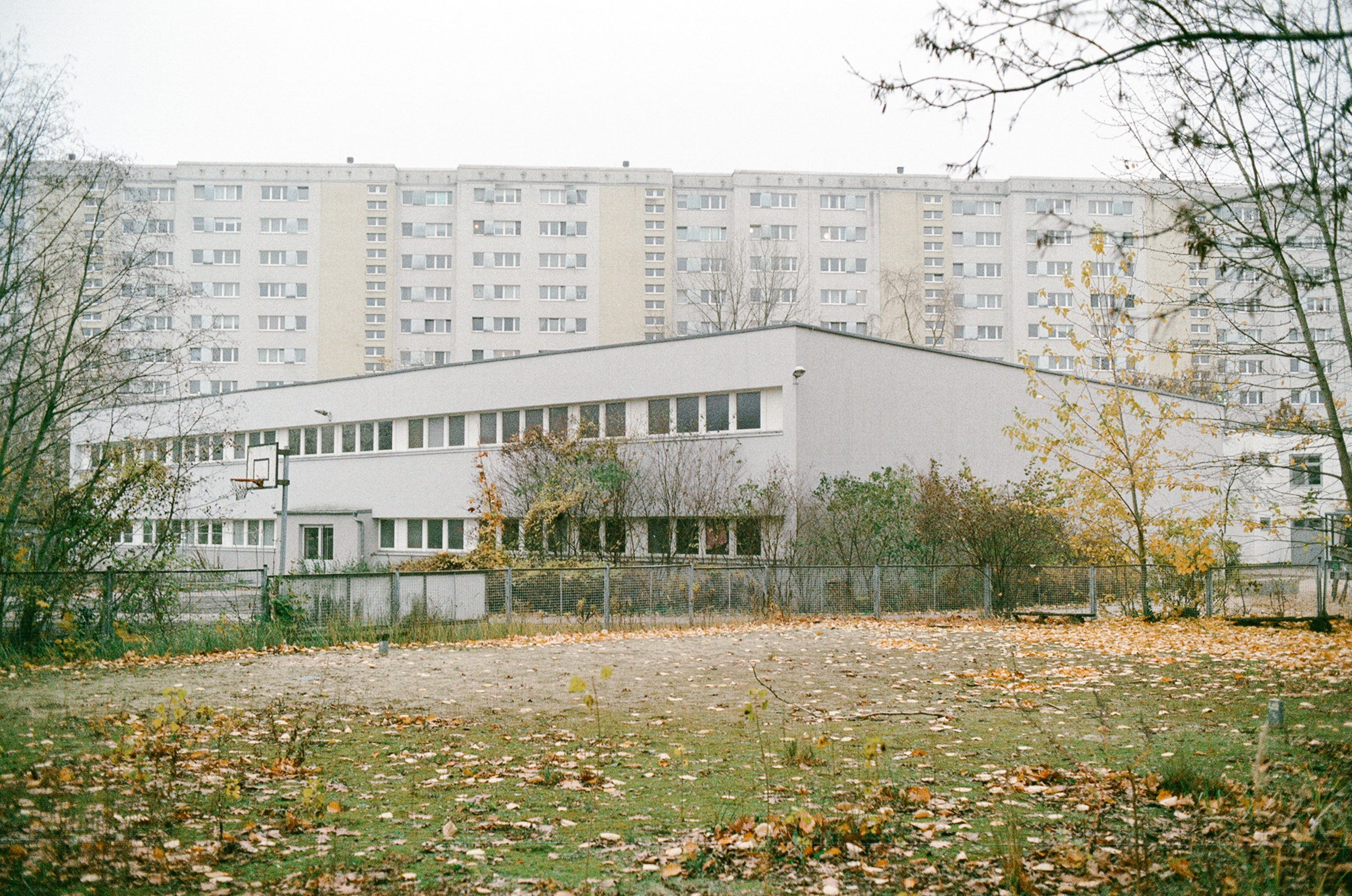 Residents of these complexes developed a strong sense of place