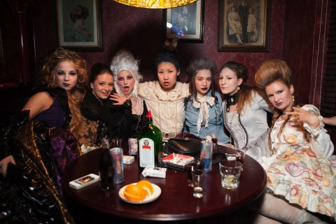 Wild nights: shedding light on Moscow after dark
