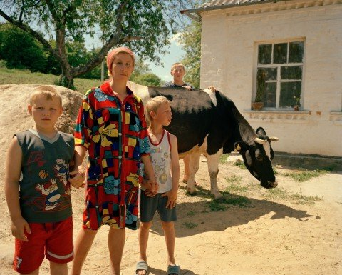 Fragile dreams: photographer Simon Crofts travels to the Slav heartlands