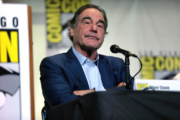 Oliver Stone under fire after The Putin Interviews airs