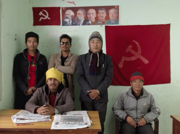 Red Utopia: help fund a new art book documenting communist iconography across the globe