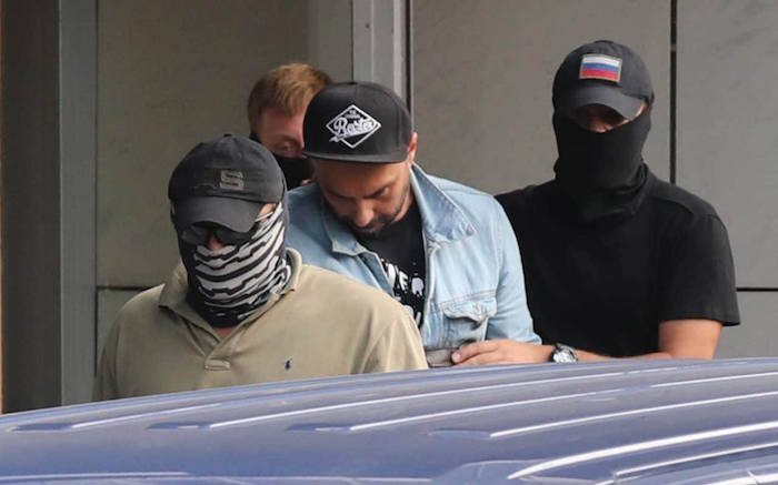 Concerns About Suppression Soar As Russia Detains Director
