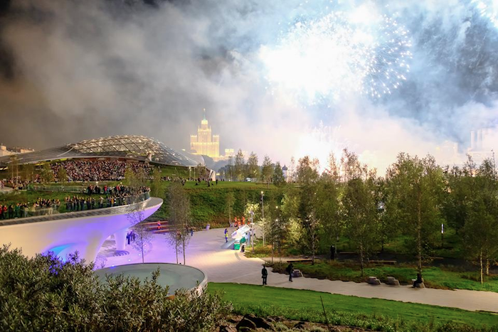 Moscow's new Zaryadye Park to undergo restoration just days after public opening