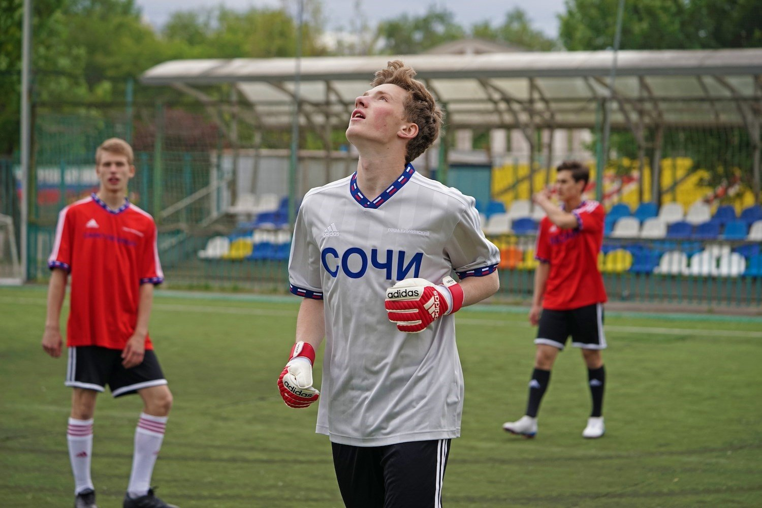 Unite fashion and football with The Calvert Journal in Moscow