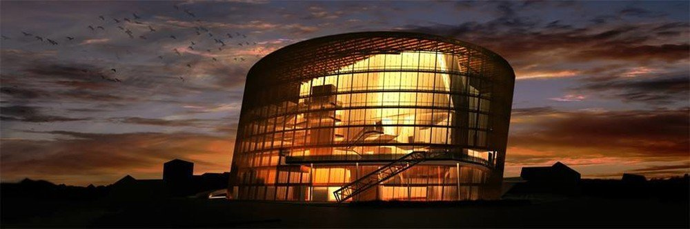 Great Amber concert hall to open in Latvian city of Liepāja
