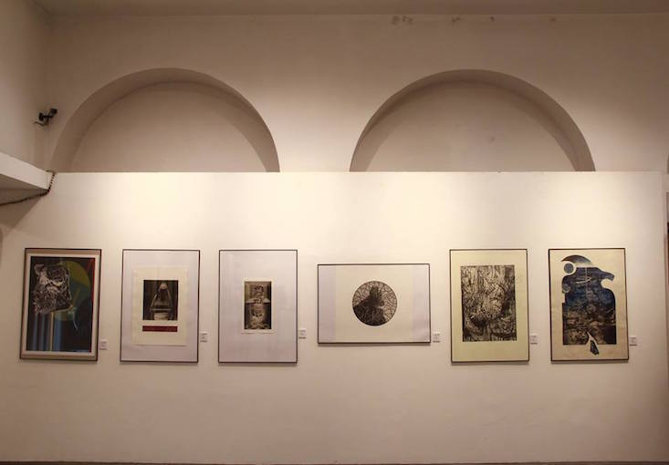 Skopje holds first International Print Biennale