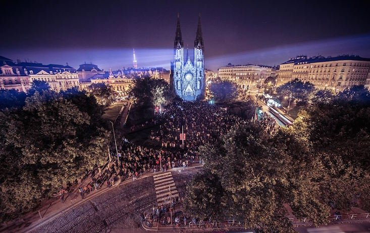 SIGNAL light festival to open in Prague this week