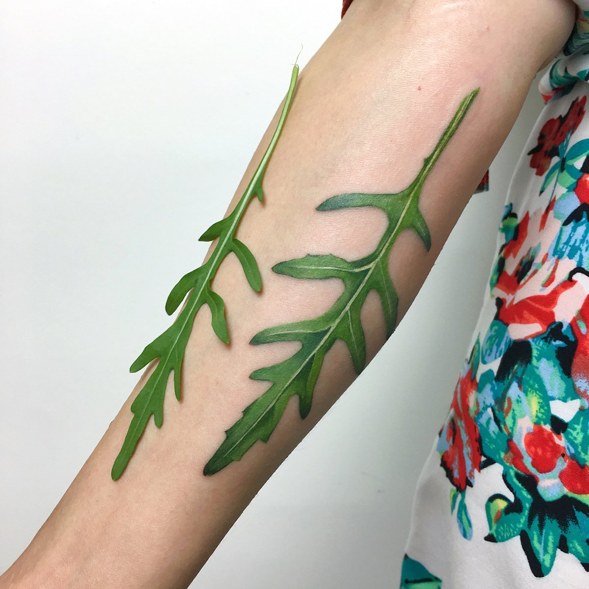 Follow of the week: tattoos for those with a green thumb