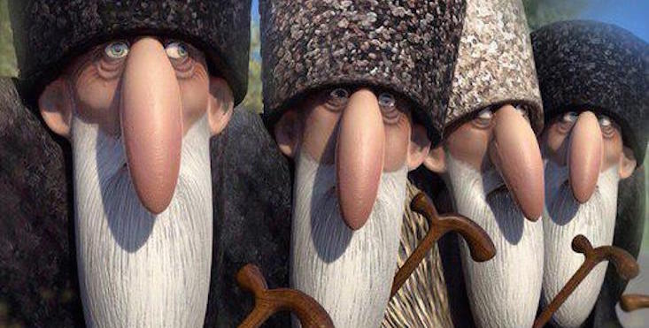 Village of the Masters: new Russian cartoons promote virtues of village life in Dagestan
