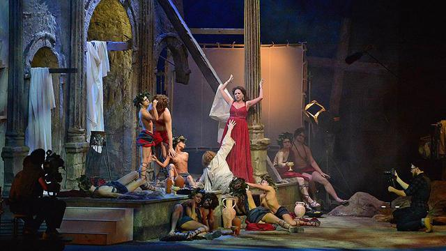 Director of Novosibirsk opera house fired over controversial production of Wagner's Tannhäuser