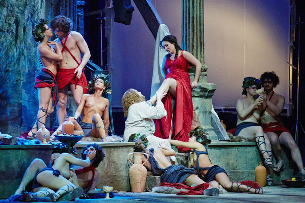 Novosibirsk prepares for rally defending creativity as scandal over Wagner opera intensifies
