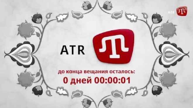 Only Crimean Tatar TV channel shut down by Russian media watchdog