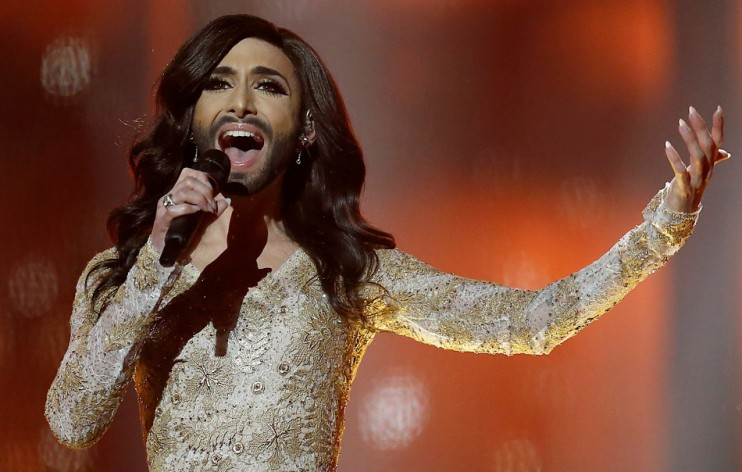 Backlash after Conchita Wurst thanks Russian-speaking fans with Russian Facebook post
