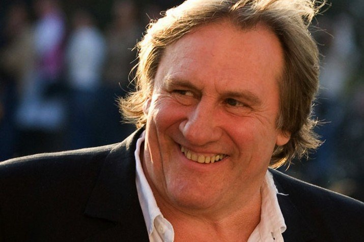 "Gérard Depardieu: ""I am ready to die for Russia"""