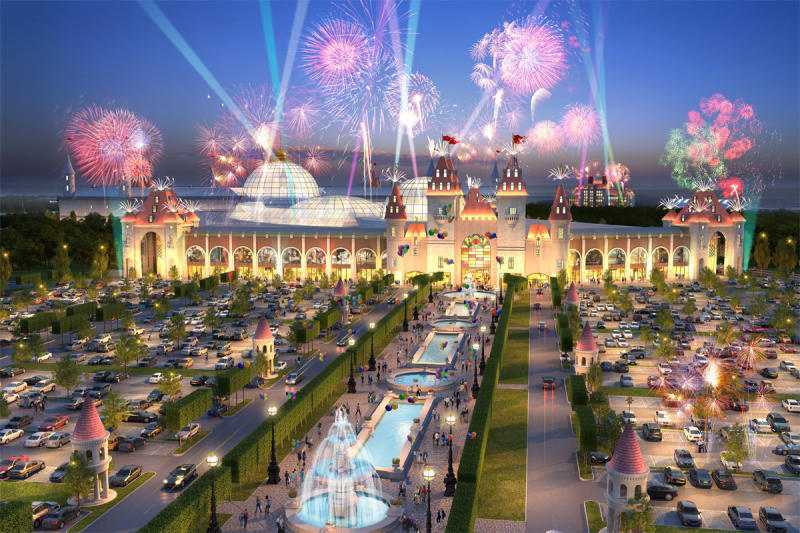 Moscow authorities give go ahead to build Russian Disneyland