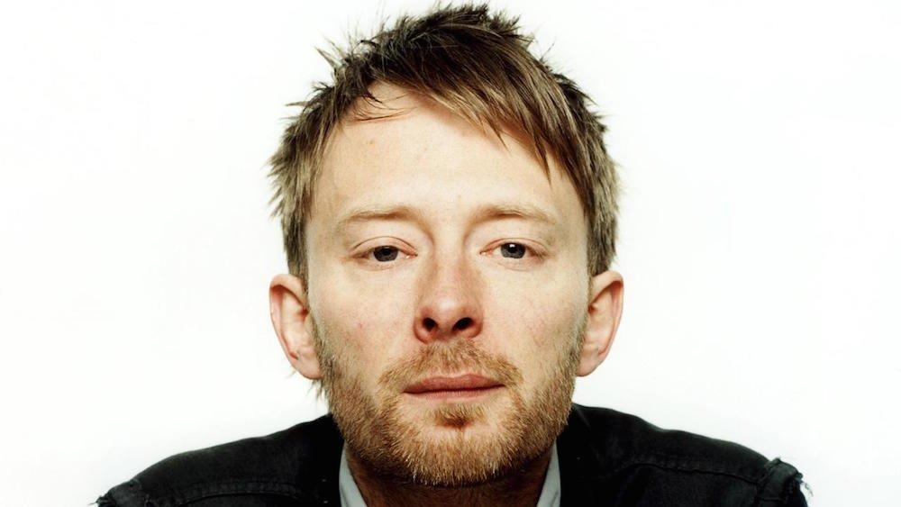 Thom Yorke's face used in Russian posters advertising medicine