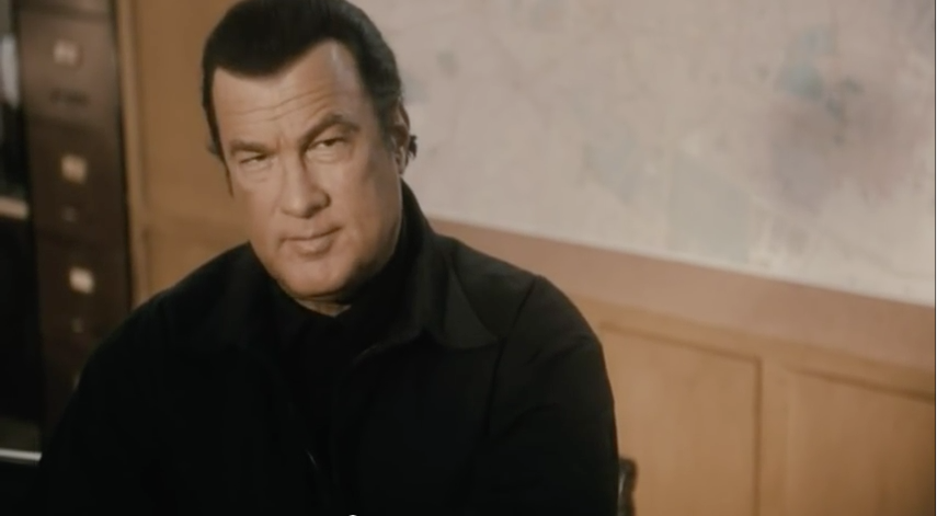Steven Seagal to star in Nikita Mikhalkov's upcoming film
