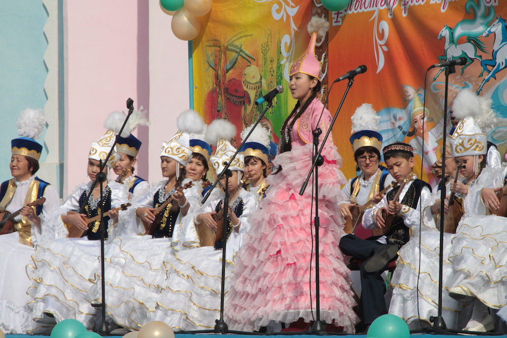 Kazakhstan celebrates 25th Nowruz since independence