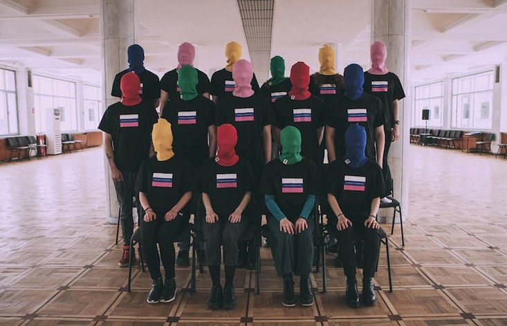 Pussy Riot launches its own activism-inspired clothing line
