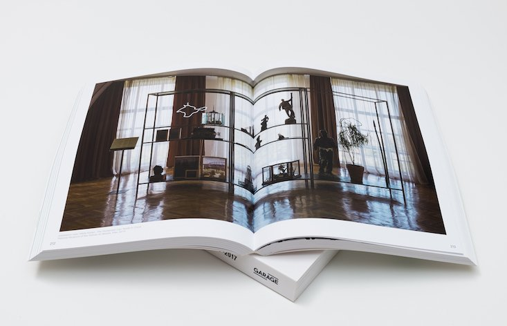 Celebrate the 100th issue of Moscow Art Magazine with London Book Fair