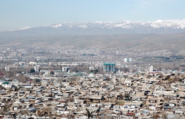 Tajik officials look to battle terrorism - with an anti-IS play