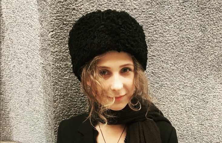 Pussy Riot activist blocked from leaving Russia for Edinburgh Fringe